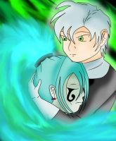 Danny and Ember by GDPrince