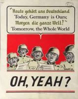 WWII USA Poster by ShitAllOverHumanity