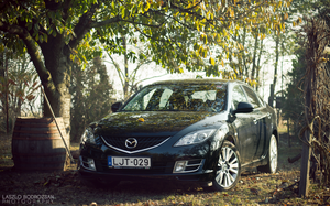 THE BEAUTY OF AUTUMN - MAZDA 6 by ColdF