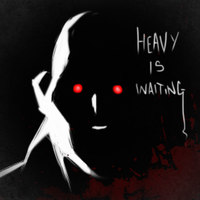 Heavy Is Waiting by Secret-Agent-Rabbit
