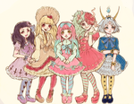 Bad Lolitas by oOCassieOo