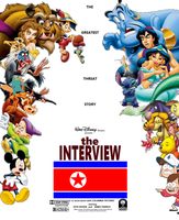 Walt Disney's The Interview? by MahBoi-DINNER