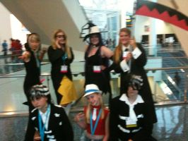 Anime Expo 2012 Soul Eater by Fainting-Ostrich