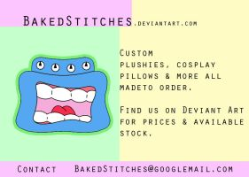 Business Card by VenomousDesires