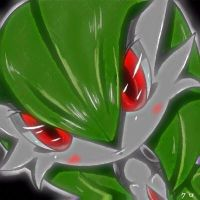 Gardevoir by PokemonCrystal