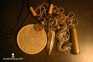 My Pendants by CZProductions