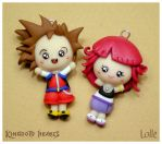 Fimo Kingdom Hearts by LolleBijoux