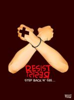 resist by Ikkooo