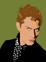 Jude Law Vector by TheSimpsonsFanGirl
