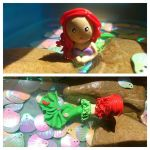 Little Mermaid Ariel by littlemonsternatasha