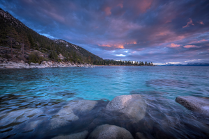 Sand Harbor by EtherealSceneries