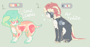 pupper adopts {closed} by XTheArtFartX