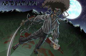 AFRO SAMURAI FINISHED by SLO-MO