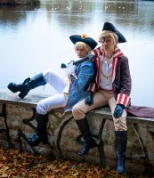APH - Pirate Denmark and Norway I by Sakiko-Seihikaru