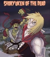 Shoryuken of the Dead by ActionMissiles