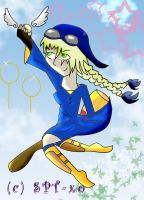Quidditch Trial 7 by ShadowPha by Hogwarts-Castle