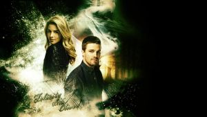 Felicity and Oliver by Super-Fan-Wallpapers