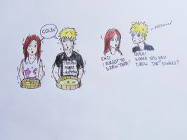 Ice Bucket drawing challenge part 2 by pagesofmylife