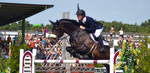 Show Jumping 42 by JullelinPhotography