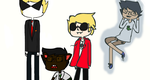 Monsterstuck (boys) by ElectronicCyborg