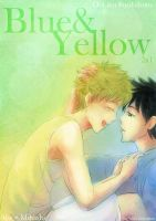 Blue+Yellow - Oofuri Doujinshi by Mila-Valentine