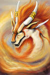 Sand and Flame by animalartist16