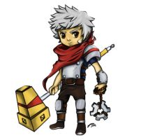Bastion: The Kid by YeonJFTL
