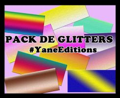 Pack de Glitters!! #YaneEditions by YaneGodino