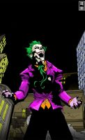 The Joker by DULLBOYJACK by dullboyjack