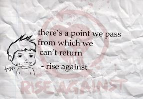 rise against by Evalisious8D