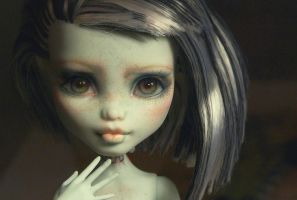 Monster High repaint by MVzor