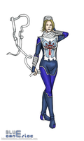 Sheik 01202010 by BLUEamnesiac