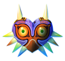Majora's Mask by BlueGenesis123