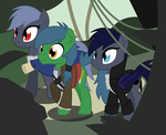 The Hunt For The Lost City by RainbowSurvivor