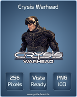 Crysis Warhead - Icon by RottenRooster