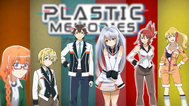Plastic Memories Character Background by DeadDefiance