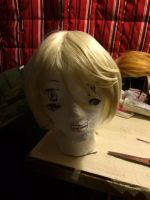 Alois Wig by TerrorCommissions