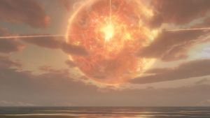 Red Giant by Nocte-Vagus