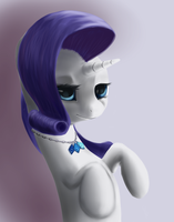 Rarity portrait by Newlifer