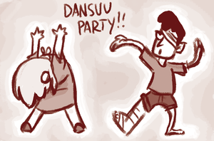 Fair Winds: DANSUU PARTY by ph00
