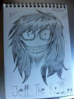 Jeff The Killer~* by Consilve