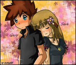 Gift - Sara and Gary by knilzy95