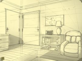 Room Concept V2 Side B by CheungKinMen