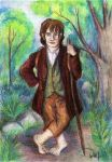 Bilbo Baggins by Le-ARi