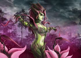Zyra by rebenke