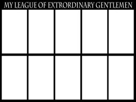 Create Your Own Extrordinary League (blank) by TandP