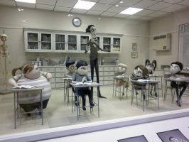 Frankenweenie Set At Fan Expo Part 6 by Veronyak