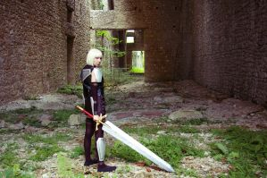 Claymore's determination by Gabrielle-Erina