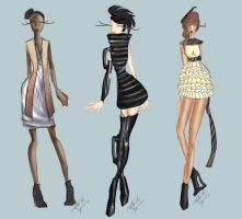 Kitchen Appliance Fashion by VanityElric