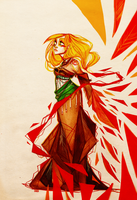 Ghost [contest entry] by hazumonster